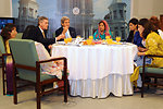 Secretary Kerry Breaks the Fast With Fatimah Jinnah Women's University Graduates