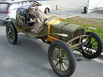 1907 single cylinder Sizaire & Naudin in daily use