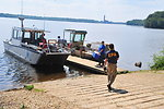 Mudpuppy, EPA research vessel