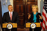 Secretary Clinton Meets With Jordanian Foreign Minister