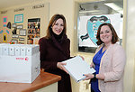 Corps donates excess binders to local Sacramento schools