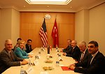 Secretary Clinton Meets With People's Republican Party (CHP) Chairman Kılıçdaroğlu