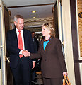 UNGA 2009: Secretary Clinton Participates in Meeting With EU Foreign Ministers