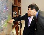 Ambassador Shapiro Visits BeerSheva