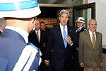 Secretary Kerry Arrives in Bogota, Colombia