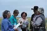 Native American Fish and Wildlife Society Meet with Interior Secretary Sally Jewell