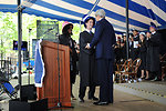 Secretary Kerry Thanks Former Intern Rubin For Class Day Introduction at Yale University