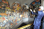 Secretary Kerry Asks About a Diego Rivera Murals in Mexico City