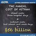 ANNUAL COST OF ASTHMA