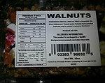 RECALLED – Walnuts