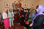 Ambassador Russell Speaks With Female Afghan Journalists