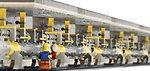 Photo of the Week: Lego Rendition of SLAC National Laboratory's Linear Particle Accelerator