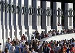 National World War II Memorial dedicated