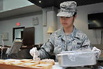 Dining facility Airmen 'beef up' operations to support Operation Odyssey Dawn