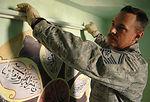 Coalition team restores Iraqi shrine