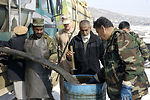 U.S., Afghan forces unite to open fuel depot