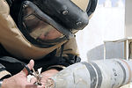 EOD Airmen stay one step ahead of the enemy