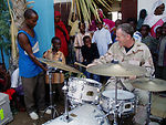 Air Force bands 'in the fight'