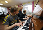 Airmen reach out to children's home in Lithuania