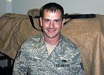 Joint Base Balad Airmen remember fallen wingman