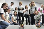 Photo of the Week: Women in STEM Introducing Girls to Engineering