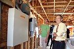 ergy Secretary Chu Explores Purdue's Garage