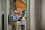 DOE Secretary Chu Tours Hanford's Large Scale Integrated Test Facility