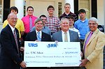 URS/SRR Engineering Scholars Named