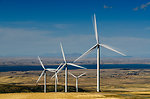 Power County Wind Farm - Power County, Idaho.