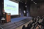 Dr. Steve Koonin introduces the Secretary of Energ