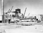 Historic P and R Reactor Photos - Savannah River Site