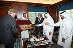 Deputy Secretary Poneman meets with Qatar Deputy P
