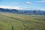 Rocky Flats - refuge looking NW