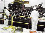 Recovery Act Workers Clear Reactor Shields from Brookhaven Lab