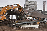 Recovery Act Workers Demolish Last of 24 Buildings and Structures at Los Alamos TA-21
