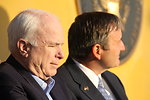 Senator McCain and Ambassador Eikenberry