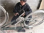 Repairing Bikes, Fixing Futures
