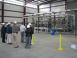 Technology to Provide Portable Option for At-Tank Volume Reduction of Hanford Waste