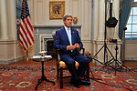 Secretary Kerry Does Round of Interviews Before President Obama's West Point Speech