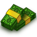 Illustration of money