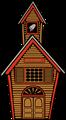 Illustration of a school