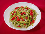 This Spinach Pesto Pasta is a delicious dish, high