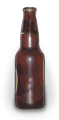 Illustration of a beer bottle