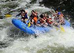 Conquering the rapids