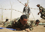 Training instructors build tactical course for Iraqi airmen