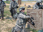 Airmen and Soldiers train for Zabul Provincial Reconstruction Team