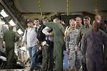 Hostages Arrive in U.S.