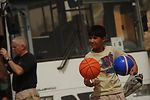 Sather Airmen foster relationships with local community