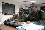 Airmen teach Iraqis Western-style command, control