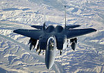 April 14 airpower summary: F-15s destroy enemy combatants